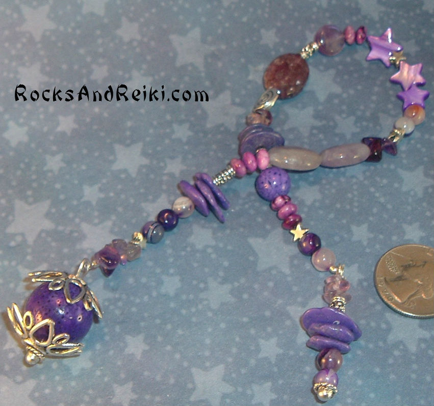 So You Want to be a Psychic Pendulum – Organized Chaos Line by Starlene –  5088