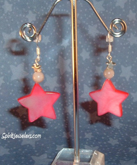 star earrings pt5