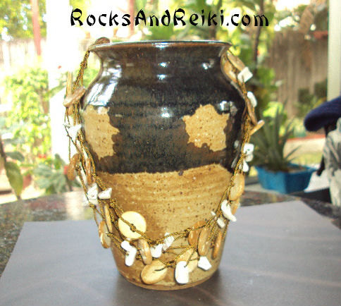 Activate Your Inner Goddess Reiki Infused Coconut Shells